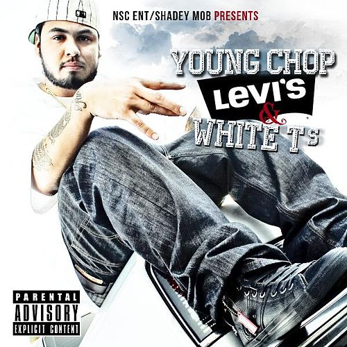 Levi's & White T's by Young Chop
