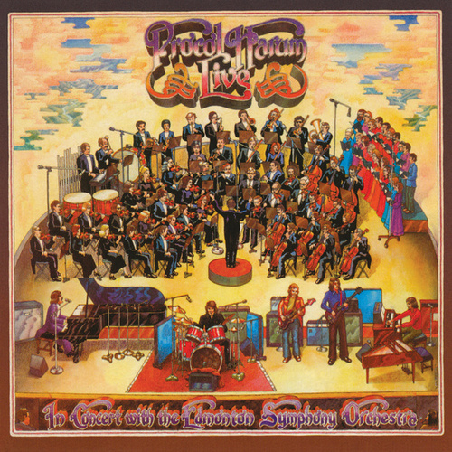 Live In Concert with the Edmondon Symphony Orchestra by Procol Harum