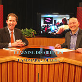 Higher Education Today: Learning Disabilities & Landmark College by Steven Roy Goodman