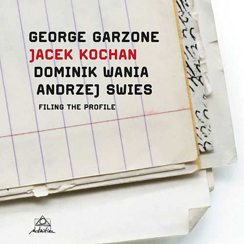 Filing The Profile by George Garzone