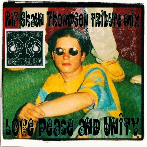Love Peace & Unity ( Rip Shaun Thompson Tribute Mix ) by Dave Gregga