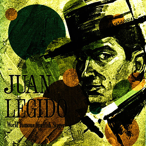 World Famous Spanish Singer by Juan Legido