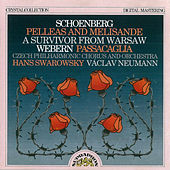 Schoenberg: Pelleas and Melisande... by Czech Philharmonic Orchestra