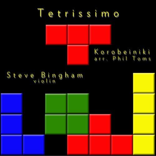 Tetrissimo by Steve Bingham