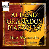 Albeniz Granados Piazzolla by Mikhail Zemstov