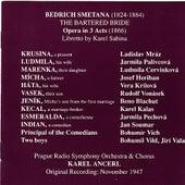 Smetana: The Bartered Bride by Prague Radio Symphony Orchestra
