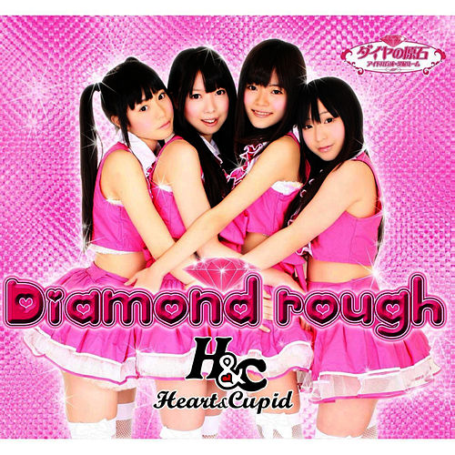 Diamond rough by Heart & Cupid