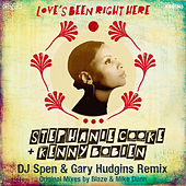 Love's Been Right Here by Stephanie Cooke