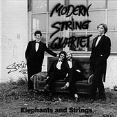Elephants and Strings by Modern String Quartet