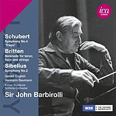 Schubert: Symphony No. 4,