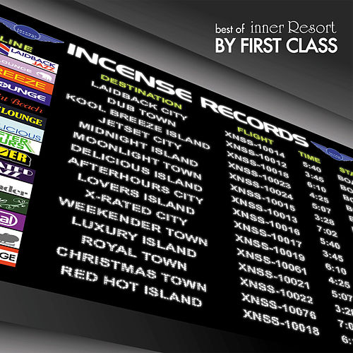 Inner Resort: By First Class by Various Artists