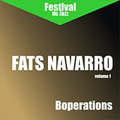 Boperations (Fats Navarro - Vol. 1) by Fats Navarro