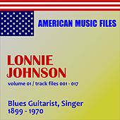 Lonnie Johnson - Volume 1 (MP3 Album) by Lonnie Johnson