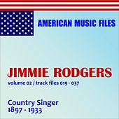 Jimmie Rodgers - Volume 2 (MP3 Album) by Jimmie Rodgers