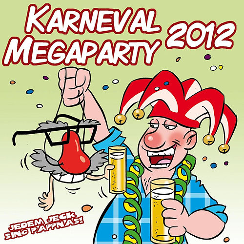 Karneval Megaparty 2012 by Karneval!