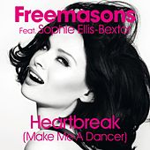 Heartbreak 'Make Me A Dancer' Remixes by The Freemasons