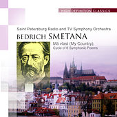 Má vlast (My Country), Cycle of 6 Symphonic Poems by The Saint Petersburg Radio & TV Symphony Orchestra