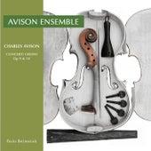 Avison, C.: 12 Concerti Grossi, Op. 9 / 6 Concerti Grossi, Op. 10 by Avison Ensemble