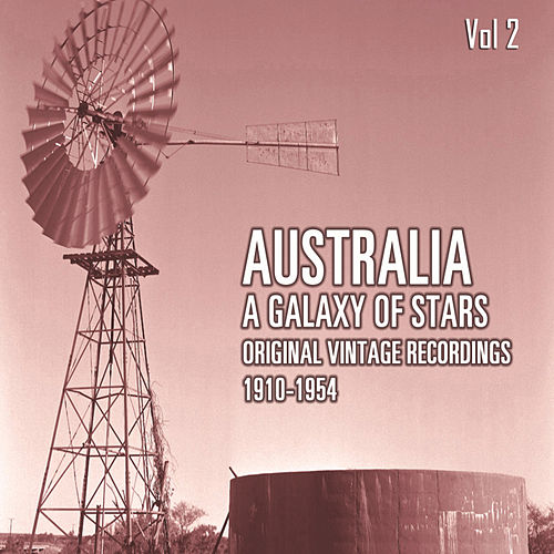 Australia A Galaxy of Stars Vol 2 by Various Artists