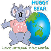 Love Around The World by Huggy Bear
