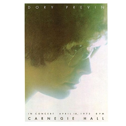 Live At Carnegie Hall by Dory Previn