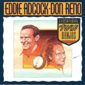 Sensational Twin Banjos by Don Reno