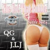 She Got That Bubble (Bubble Booty) [feat. Qg & Project Brick Entertainment] by J. L. J