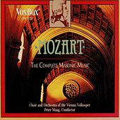 Mozart: The Complete Masonic Music by Various Artists