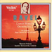 Ravel: Complete Works For Orchestra, Vol. Ii by Various Artists