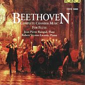 Beethoven: Chamber Music For Flute (Complete) (Rampal) by Various Artists