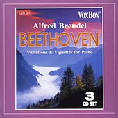 Beethoven: Variations And Vignettes For Piano by Alfred Brendel