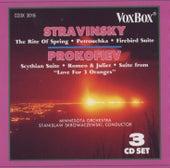 Stravinsky/prokofiev: Orchestral Works by Minnesota Orchestra