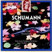 Schumann: The Four Symphonies by Saint Louis Symphony Orchestra
