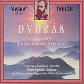 Dvorak: Complete Works For Solo Instrument & Orchestra by Saint Louis Symphony Orchestra