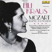 Lili Kraus Plays Mozart / Haydn by Vienna Symphony Orchestra