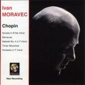 Chopin: Piano Sonata No. 2 / Berceuse / Mazurkas Nos. 3, 17, And 20 / Fantasie In F Minor by Ivan Moravec