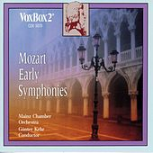 Mozart: Early Symphonies by Mainz Chamber Orchestra
