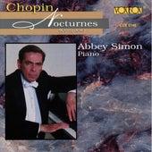 Chopin Nocturnes - Abbey Simon by Abbey Simon