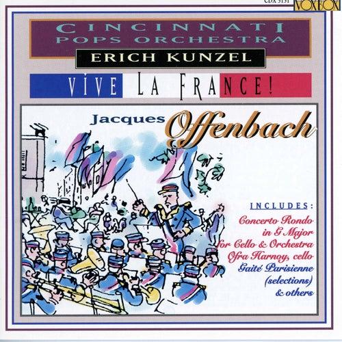 Kunzel:vive La France! by The Cincinnati Pops Orchestra