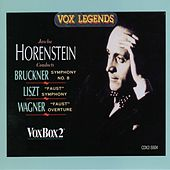 Horenstein Conducts Liszt / Wagner / Bruckner by Various Artists