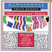 International Salute by The Cincinnati Pops Orchestra