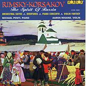 Rimsky-korsakov: Invisible City Of Kitezh Suite (The) / Mlada Suite / May Night Overture by Various Artists