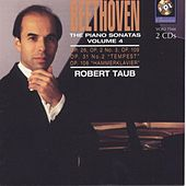 Beethoven: The Piano Sonatas Volume Iv by Robert Taub