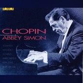Chopin: Sonatas; Scherzi; Ballades by Abbey Simon
