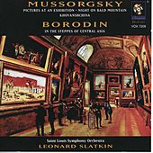 Mussorgsky: Pictures At An Exhibition / St. John's Night On Bald Mountain / Khovanshchina (Excerpts) by Saint Louis Symphony Orchestra