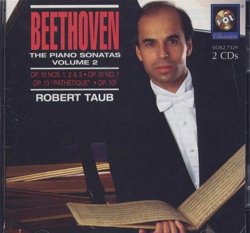 Beethoven: The Piano Sonatas Volume Ii by Robert Taub
