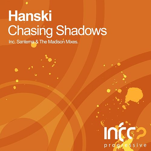 Chasing Shadows by Hanski