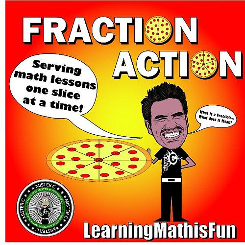 Fraction Action by Mister C