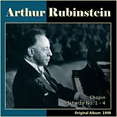 Chopin: Scherzo No. 1 & 4 (Original Album 1949) by Arthur Rubinstein