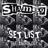 Set List the Anthology by Sham 69